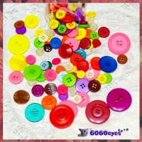 Buttons: 4oz Basic Buttons Mix