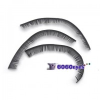 "3 Pairs 146mm (5 3/4"") Craft Eyelashes"
