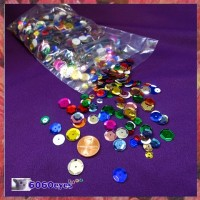 Sequins and Spangles: 4oz (115g) Sequin Assortment