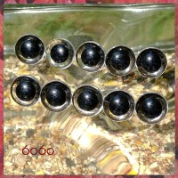 5 PAIRS 16.5mm Clear Plastic eyes, Safety eyes, Animal Eyes, Round eyes