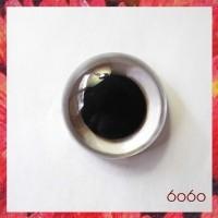 1 PAIR 40mm Clear Plastic eyes, Safety eyes, Animal Eyes, Round eyes