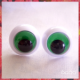 1 PAIR 36mm Plastic Wiggly Frog eyes, Safety eyes, Animal Eyes, Round eyes