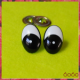 30mm Comical Plastic eyes, Safety eyes, Animal Eyes, Oval eyes 2 PAIRS